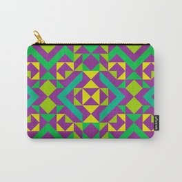 Quadrilaterals Carry-All Pouch