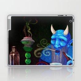 Hookah Demon Laptop & iPad Skin