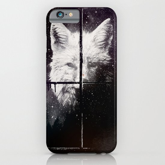 Night window iPhone & iPod Case