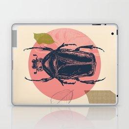 Blue Beetle Laptop & iPad Skin