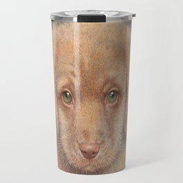 Retriever puppy Travel Mug