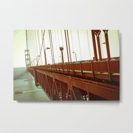 Golden Gate Bridge - SF Metal Print