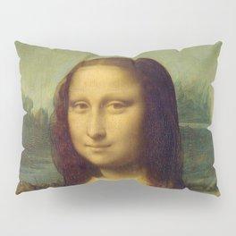 Classic Art - Mona Lisa - Leonardo da Vinci Pillow Sham