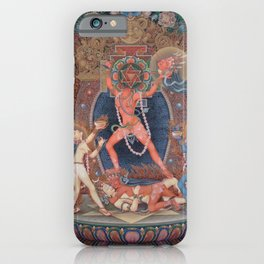 Hindu - Kali 3 iPhone Case