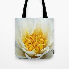 Lotus Heart Tote Bag