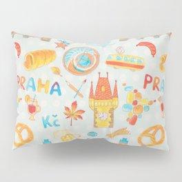 Adorable Prague Pillow Sham