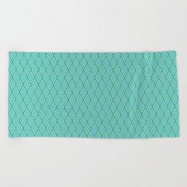 Miami Jane Beach Towel