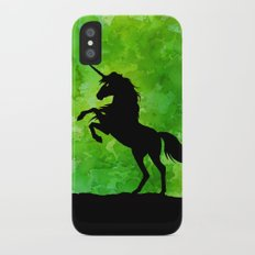 Unicorn Slim Case iPhone X
