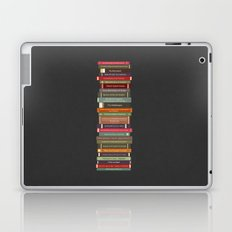Ghostbusters stacked books Laptop & iPad Skin