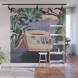 Late Nite Phone Talks Wall Mural