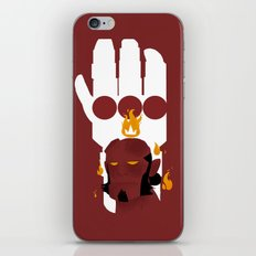 Right Hand of Doom iPhone & iPod Skin