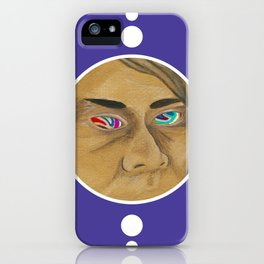 You've seen all of this in time iPhone Case