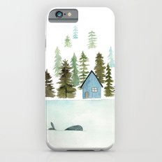 I see a whale! iPhone 6s Slim Case