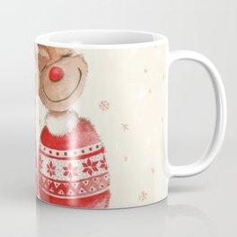Dancing Elks Coffee Mug