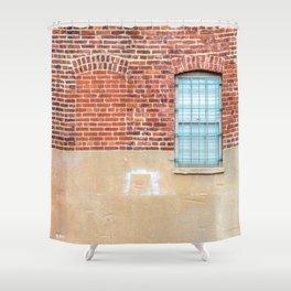 Pretty Prison Shower Curtain
