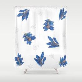 Medlar Shower Curtain