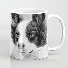 Dog Portrait 02 Coffee Mug