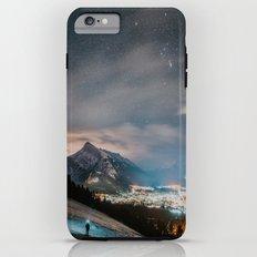 Banff at night Tough Case iPhone 6 Plus