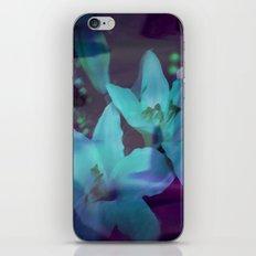 The Flowers Dream iPhone & iPod Skin
