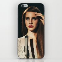 the national iPhone & iPod Skins featuring National Anthem by TrailerMagic