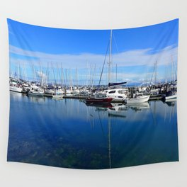 In the Marina Wall Tapestry