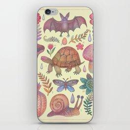 Et coloris natura VII iPhone Skin