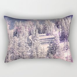 The Ides of Space Rectangular Pillow