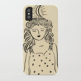 Selene iPhone Case
