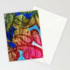 Textured pt2  Stationery Cards