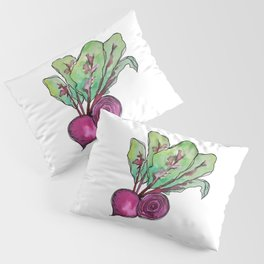 Beets Pillow Sham