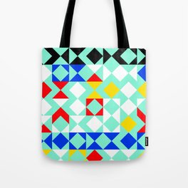 Geometric XVI Tote Bag