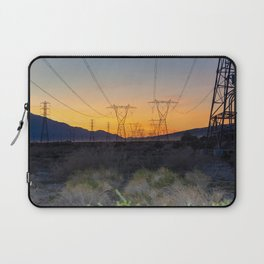 Electric Sunset Laptop Sleeve