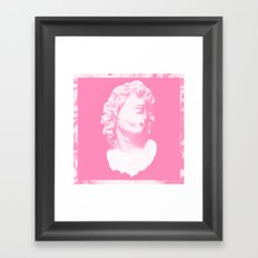 INVRT Framed Art Print