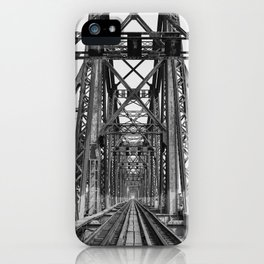 Long Biên Bridge iPhone Case