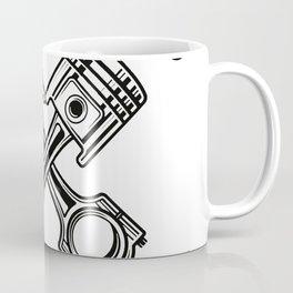 Drive harder Coffee Mug