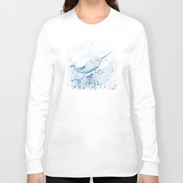 Magical Narwhal Long Sleeve T-shirt