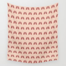 Me Love You Lung Time Wall Tapestry