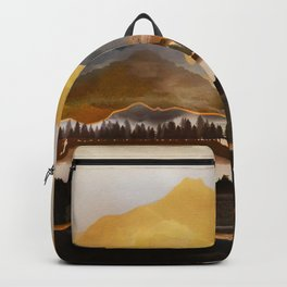 Pure Wilderness at Dusk Backpack