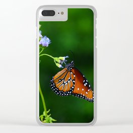 Generosity Clear iPhone Case