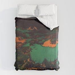 ŁÁQUESCÅPE Duvet Cover