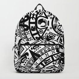 Mayan Calendar Backpack