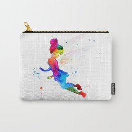 Tinker Bell, colorful Carry-All Pouch