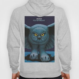 Rush Fly By Night Hoody