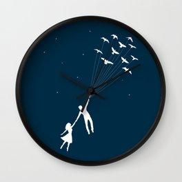 Come Josephine Wall Clock