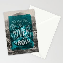 It still wants to grow Stationery Cards