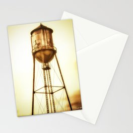 Texas Water Tower Stationery Cards