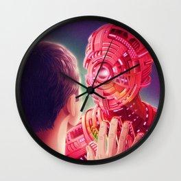Interface Wall Clock