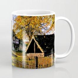 Almonry in Autumn Coffee Mug