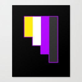 Nonbinary Canvas Print