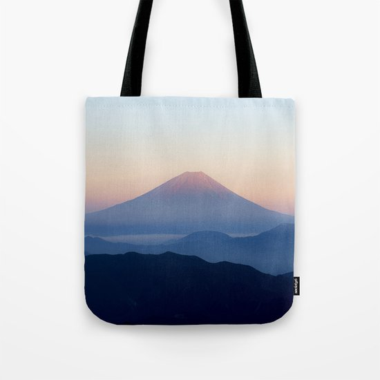 Mt. Fuji, Japan Tote Bag
